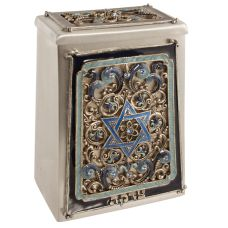 Star of David Tzedakah Box