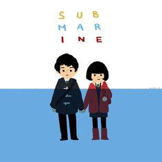 Submarine Submarine Movie, The Last Shadow Puppets, Music Wallpaper, Cult Movies, Indie Music, Film Serie, Love Movie, Cultura Pop, Arctic