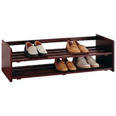 Found it at AllModern - Stackable Shoe Rack