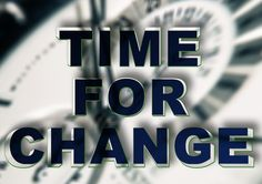 Change Management Time for a change!!!