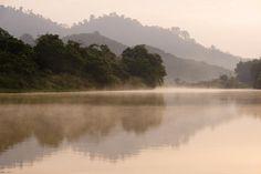 Dong Nai River, Cat Tien National Park, Vietnam