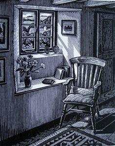 Sunlit Interior by Howard Phipps