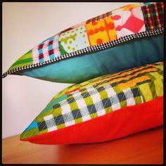 A pair of pillows
