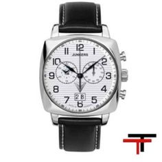 Junkers Atlantic Flight East-West, Big Date Chronograph Cool Watches, Watches For Men, Wrist Watches, Men's Watches, Color Plata, Automatic Watch, Quartz Watch, Chronograph, Pocket Watch