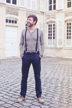 Hosenträger für Männer im Hosenträger-Onlineshop