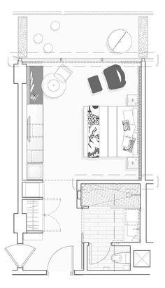 SOM Miami Beach Hotel Plan (previous homepage) - Amy Butler - In Summer You To Do Hotel Logo, W Hotel, Plano Hotel, Hall Hotel, Hotel Branding, Hotel Lobby Design, Hotel Design Architecture, Hotel Bedroom Design, Hotel Design Interior