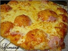Recipes, bakery, everything related to cooking. Hungarian Recipes, Pizza, Naan, Pepperoni, Street Food, Quiche, Bakery, Lime, Food And Drink