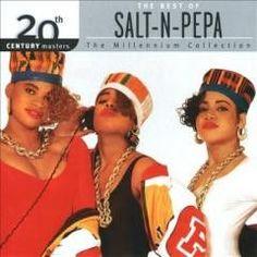 Rap:Salt N Pepa-MILLENNIUM COLLECTION