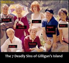 25 Mind-Blowing Fan Theories About Movies and TV Shows #GilligansIsland