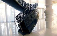 Marcel Wanders staircase.