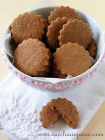 Biscoito de manteiga e chocolate