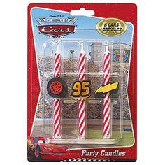 Disney™ Cars Birthday Candles