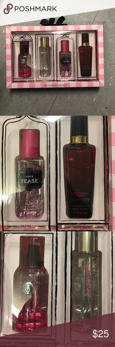 Victoria's Secret perfume set 4 different perfumes , never used , sealed ! Victoria's Secret Other