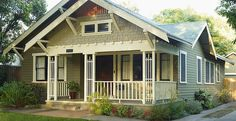 House Color Combinations - A Gallery: What's a Craftsman?