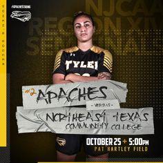 Tyler Junior College Women's Soccer vs Northeast Texas – cates.design Junior College, Texas, Soccer, Social Media, Design, Futbol, European Football, European Soccer, Football
