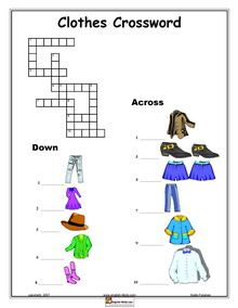 clothes english vocabulary printable clothes dressing weather worksheets for ss social. Black Bedroom Furniture Sets. Home Design Ideas