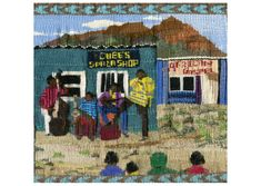 Township musicians with a young audience This tapestry has now been sold Tapestry, Rugs, Musicians, Painting, Home Decor, Art, Hanging Tapestry, Farmhouse Rugs, Art Background