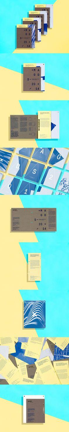 MA GRAPHIC DESIGN SHOW 2014 A Paralle Publication  http://www.dariogracceva.com/magds2014-a-parallel-pubblication