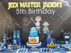 Star Wars Party #starwars #party