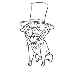 Dapper Dog template