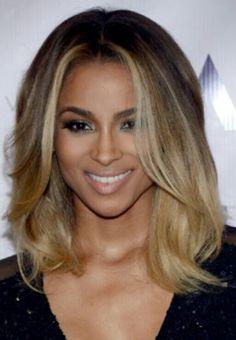 Ciara's hair is pretty dang good!