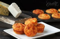 Cheese Muffins :: Home Cooking Adventure