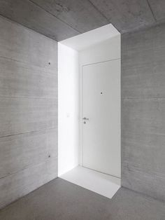 Gallery of Boissonnet Building / TRIBU architecture - 10 Bassinet building Architecture Details, Interior Architecture, Interior And Exterior, Concrete Architecture, Interior Livingroom, Classical Architecture, Interior Door, Scandinavian Interior, Contemporary Interior