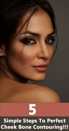 5 Simple Steps To Perfect Cheek Bone Contouring!!!