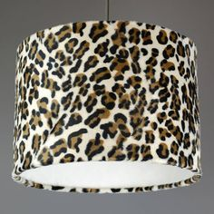 8 x 6 blue black baby leopard print faux fur animal print drum quirk leopard print faux fur lampshade 81 cad liked on polyvore featuring home aloadofball Gallery