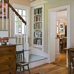 libreria sulle scale