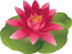 Clip Art Lily Clipart lily clipart flower clip art flowers pinterest water pink waterlily csdunj png