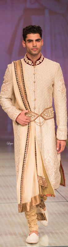 Tarun Tahiliani BMW India Bridal Fashion Week 2014❋Laya