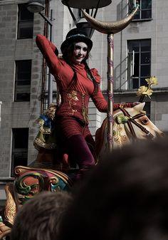 St Patrick's Day Parade Dublin @mrcs1