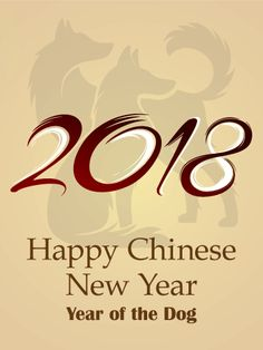 Footprint chinese new year card 2018 my works in life pinterest footprint chinese new year card 2018 my works in life pinterest footprints happiness and birthday greeting cards m4hsunfo