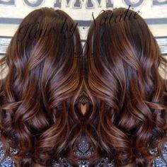 Brown Hair Balayage, Hair Color Balayage, Ombre Hair, Caramel Balayage, Auburn Balayage, Blonde Balayage, Brown Blonde, Blonde Ombre, Dark Brown Hair With Highlights And Lowlights