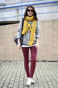 <3  Sporty Style / School Style