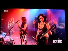 The Iron Maidens-Run to the hills