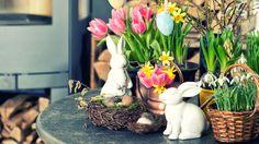 Wielkanoc 2017: najciekawsze dekoracje do domu