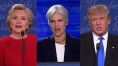 Donald Trump blasts the Green Party and Hilary Clinton for election recount says it's a scam