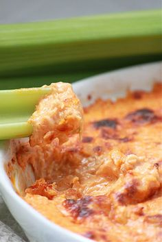 Spicy Chicken Buffalo Dip