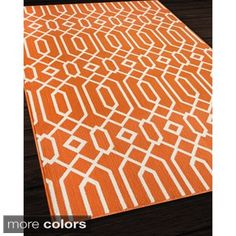 Shop for Indoor/ Outdoor Links Rug (2'3 x 4'6). Free Shipping on orders over $45 at Overstock.com - Your Online Home Decor Outlet Store! Get 5% in rewards with Club O!