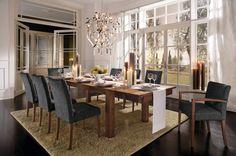 Gemütliches Esszimmer Luxuriöse Designs 2015