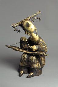 Papier Mache Sculpture | Roman Shustrov : Pas tout à fait ! Il m'arrive d'être en colère ...