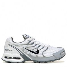 check out 36755 2e0a8 Nike Men s Air Max Torch 4 Running Shoes (White Grey)  RunningShoes