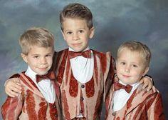 Bacon jackets...  poor little dudes..