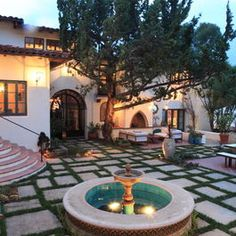 Spanish Landscape Design Ideas on Pinterest Spanish