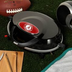 an absolute must!  Coleman Alabama Crimson Tide InstaStart Tailgate Grill  #UltimateTailgate #Fanatics