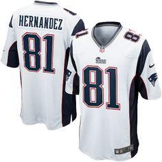 a62439e0b Nike New England Patriots  81  19.9 - NFL Football Jerseys For Sale China  White