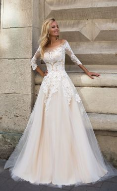 70+ Classy Wedding Dress - Cold Shoulder Dresses for Wedding Check more at http://svesty.com/classy-wedding-dress/