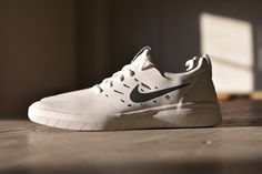 premium selection 663da 00dfa Take a First Look at Nyjah Huston s Upcoming Signature Nike SB Shoe